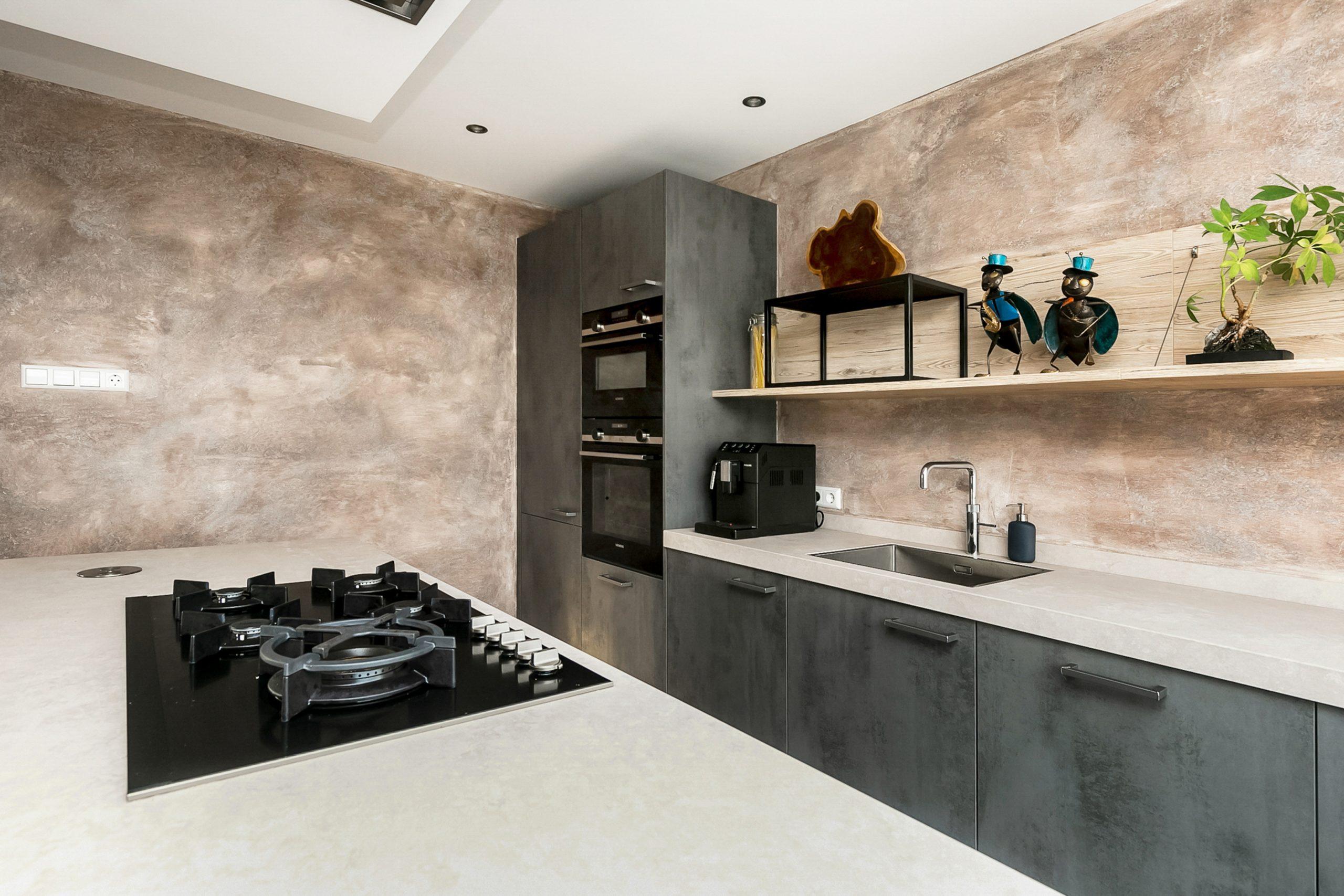 betonlook muurverf